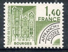 STAMP / TIMBRE FRANCE NEUF PREOBLITERE N° 164 ** CATHEDRALE DE BOURGES