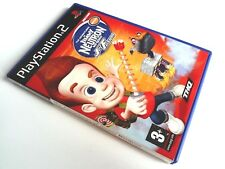 Jimmy Neutron Jet Fusion - PS2 PlayStation 2 PAL Game COMPLETE