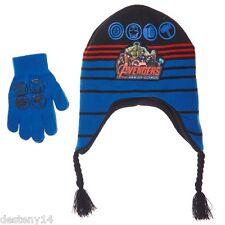 Marvel The Avengers Age Of Ultron Hat & Gloves Set Boy's