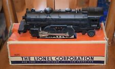 LIONEL O GAUGE STEAM SWITCHER LOCOMOTIVE RN: 1655 -BOXED-
