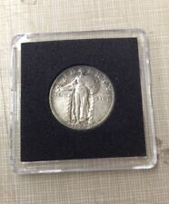 1928 S Inverted MM Standing Liberty Silver Quarter