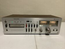 Realistic Tr-803 8 Track Dolby Cartridge Tape Recorder Player