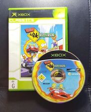 The Simpsons Hit & Run (Microsoft Xbox, 2003) Xbox Game - FREE POST