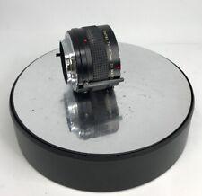 VIVITAR 70-150mm MC 2x Matched Multiplier Teleconverter for Canon FD fit #T44