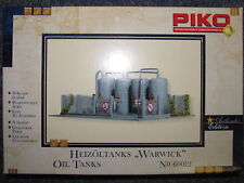 PIKO 60012 - Spur N - Heizöltank - Gitarrenfabrik Warwick