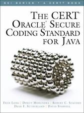 The CERT Oracle Secure Coding Standard for Java by Fred Long (English) Paperback