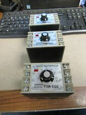 New listing 3-Omron K2Cu-F10A-Egs Heater Fault Detector (Good Condition)