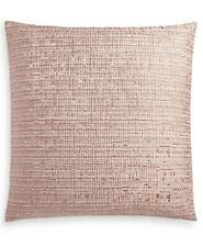 Hotel Collection Woodrose European Pillow Sham Rose Pink $185