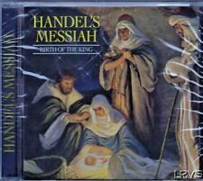 HANDEL'S MESSIAH BIRTH OF THE KING CD BY TALLIN CHOIR & OTHERS NEW