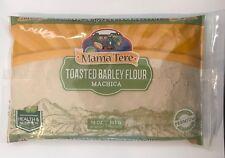 Mama Tere Harina De Machica Toasted Barley Flour 14oz US Seller Free Shipping