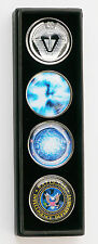 STARGATE SG1 Team Gift Set of FOUR x Tie Pins / Pin Badge Set (#X048)