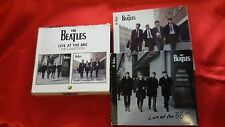 """CD musicale - THE  BEATLES  """" LIVE AT THE BBC """"   4  cd    -  con cofanetto"""