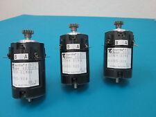 Lot of 3 Yaskawa Electric Minertia Motor Mini Series UGTMEM - 01MB4
