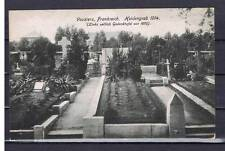 Germany Reich Card Postal Card Heldengrab Feldpost See Cancel