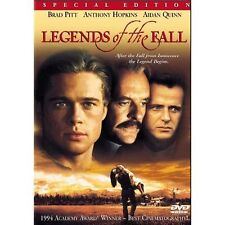 Legends of the Fall (DVD, 2000, Special Edition) New Sealed