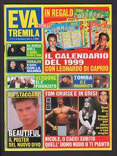 EVA 3000 51/1998 POSTER JACOB YOUNG NICOLE KIDMAN DI CAPRIO HELMUT BERGER KOLL