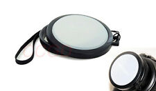 77mm WB White Balance Lens Filter Cap with Filter Mount White-balancing
