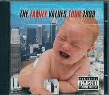 CD COMPIL 14 TITRES--THE FAMILY VALUES FOUR 1999--LIMP BIZKIT/PRIMUS/KORN/FILTER