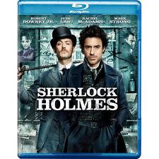 Sherlock Holmes (Blu-ray Disc, 2010) - **DISC ONLY**