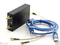 138M-4.4G USB SMA signal source/signal generator/simple spectrum analyzer