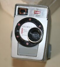 Kodak Brownie 8, f/2.7 8 mm Clockwork Cine Camera In original Packing