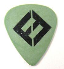 Nate Mendel Foo Fighters 2017 Concrete Tour green Guitar Pick