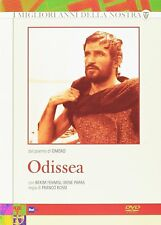 Dvd Odissea - (1969) (3 Dvd) Rai-eri  ......NUOVO