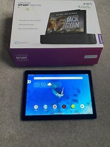 lenovo smart tab m10 2gb ram 16gb hd in mint condition no dock tablet only