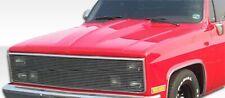 Duraflex Cowl Hood for 1981-1986 Chevy C Series/K Series 1987-91 R/V Pickup