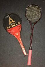 Vintage Apollo Csg Metal Squash Racquet Armalite Light Weight Collectable