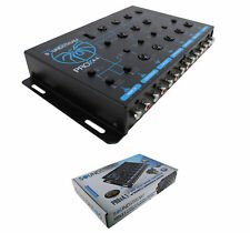 5 Way Electronic High Spl Crossover w/ Remote Control Knob Prox4.1