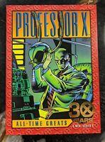 1993 MARVEL X-MEN SERIES 2 Trading Card -  Gold Foil Insert #G-5 Professor X