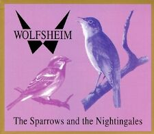 WOLFSHEIM - THE SPARROWS AND THE NIGHTINGALES  CD SINGLE NEW+