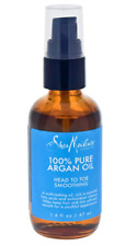 100% Pure Argan Oil Head To Toe Smoothing, Shea Moisture, Unisex - 1.6 oz O NEW