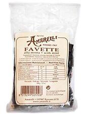 Favette alla menta sacchetto 100g - Liquirizia Amarelli