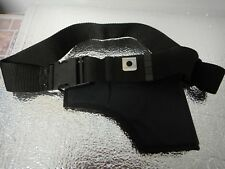 "Holster with 2"" wide x 47"" nylon belt ambidextrous for Medium to Large Pistols"