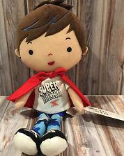 Baby Starter Super Hero Baby Boy Toy Cape Plush Buddy Security Rashti