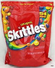 Skittles Original Fruit 54 Oz Bag Candy Bulk Vending Free Shipping Over 3lbs Bag