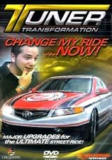 Tuner Transformation - Change My Ride...Now! (DVD, 2007) WORLD SHIP AVAIL!