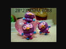 Hootabelle Resin flatback 28 x 23 mm (pack of 5) Giggle & Hoot