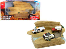 """""""Trail Challenge"""" Resin Diorama for 1/64 Scale Models by American Diorama"""