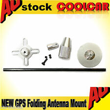 NEW GPS Folding Antenna Mount Holder CNC Aluminum for Quadcopter Multicenter AU