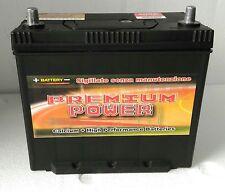 Batteria Auto 45 Ah  con poli piccoli mis.: 238 x 129 x 225 mm (disp. DX e SX)