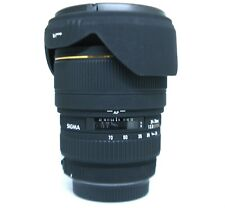 *MINT CLASS*Sigma 24-70mm f/2.8 EX DG MACRO  Lens For Sigma SA + 82 UV