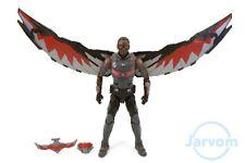 "Marvel Legends 6"" Inch Walmart Exclusive Avengers Falcon Loose Complete"