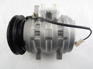 AC Compressor OEM Denso 10P08E fits Suzuki Samurai QR