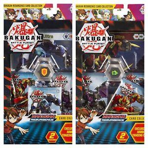 Bakugan Battle Planet Resurgence Ultra Card Collection GORTHION or MAXOTAUR