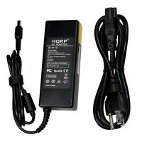 HQRP AC Adapter for Toshiba Satellite M115-S1071 M115-S1074 M115-S3094 Laptop