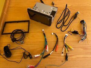 Alpine iLX-107 Wireless CarPlay Car Receiver / head unit