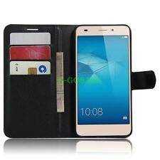 For Huawei Honor 7 LITE/GT3 Phone Case Leather Skin Cover Card Holder Flip Case